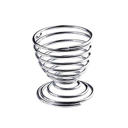 Tasse à oeuf en métal