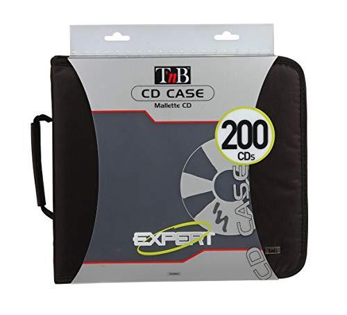 Tnb - TNB EXPERT - mallette 200 CD - noir