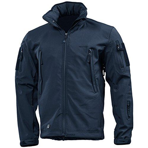 Pentagon Artaxes Herren Softshell Jacke Marine Blau size M