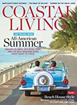 Coastal Living Summer 2019 + FREE GIFT++++All American Summer Travel Issue