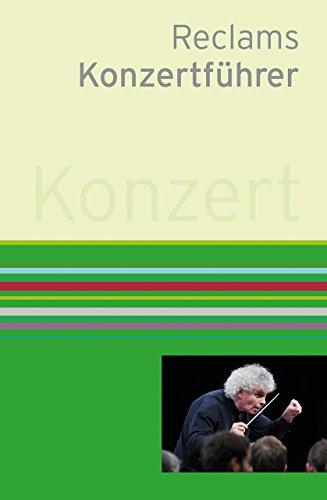 Reclams Konzertführer: Orchestermusik