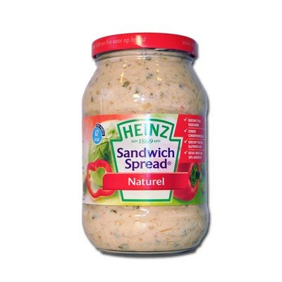 Heinz Sandwich Spread - Herzhafter Brotaufstrich - 450g