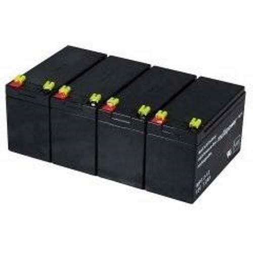Heib Qualitätsakku – Akku für USV APC Smart-UPS SC 1500-2U Rackmount/Tower - Lead-Acid - PB - 12V