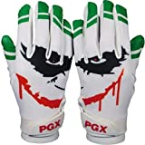 Primal Gloves Youth Smiley Joker Football Gloves
