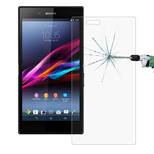 DACHENGJIN Moblie 50 PCS for Sony Xperia Z Ultra / XL39h 0.26mm 9H Surface Hardness 2.5D a Prova di Esplosione di Vetro temperato Film, nessun Pacchetto di Vendita al Dettaglio