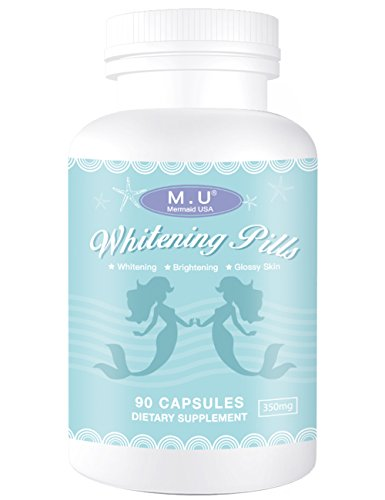 Magic Whitening Pills for Skin -Herbal Supplement -3 Times Better Than...
