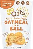 Go Oats, Oatmeal Bites Maple Brown Sugar, 9.2 Ounce