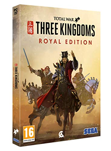 Total War: Three Kingdoms Royal Edition [Esclusiva Amazon.It] - Other - PC