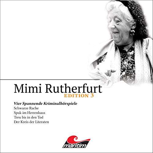 Mimi Rutherfurt Edition 3 cover art