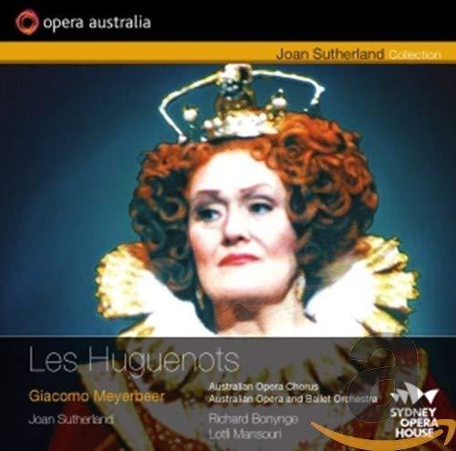 マイヤベーア:歌劇「ユグノー教徒」《フランス語歌唱》(Meyerbeer: Les Huguenots)[3CDs]