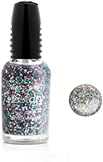 WET N WILD Fastdry Nail Color - Party of Five Glitters (並行輸入品)