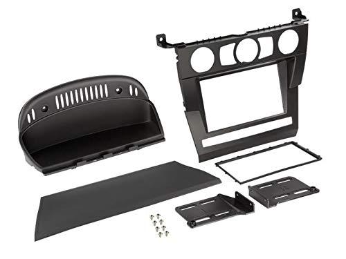 Kit Installation 2Din pour BMW Serie 5 E60 03-07 - Noir ADNAuto