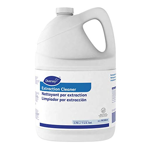 Carpet Extraction Cleaner, 1 gal, Floral