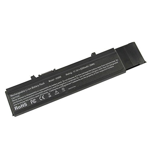 ARyee Laptop Battery Compatible with Dell Vostro 3400 3500 3700 7FJ92 TY3P4 4JK6R P06E 04D3C TXWRR TY3P4 004D3C 004GN0G 04D3C 04GN0G 04JK6R(5200mAh 11.1V)