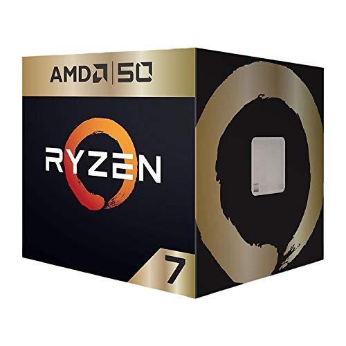 AMD Ryzen 7 2700X - Procesador (AMD Ryzen 7, 3,7 GHz, Zócalo AM4, PC, 12 NM, 2700X)