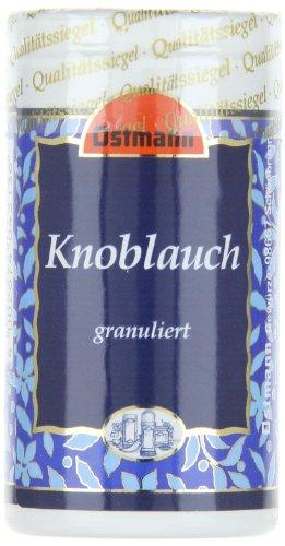 Ostmann Knoblauch granuliert, 4er Pack (4 x 50 g)