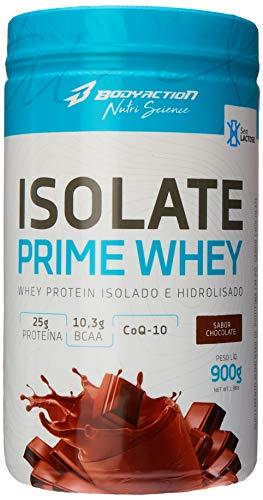 Isolate Prime Whey - 900G Chocolate - Bodyaction, Bodyaction