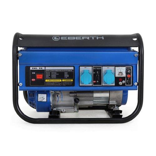 Eberth Benzin Stromerzeuger mit 300 Watt im Test und Leistungsvergleich - 3