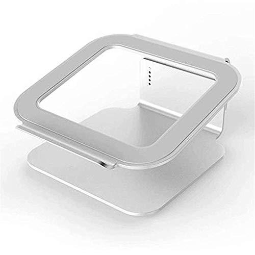 LXD Soportes para Portátiles, Soporte para Portátil de Aluminio Notebook Bases para Laptop, Metal,B