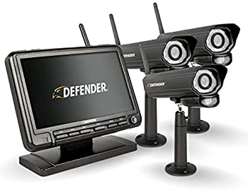 Defender PhoenixM2 Security System with 3 Cameras