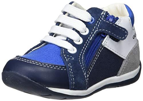 Geox Baby Jungen B Each Boy B Sneaker, Blau (Navy/Royal C4226), 25 EU
