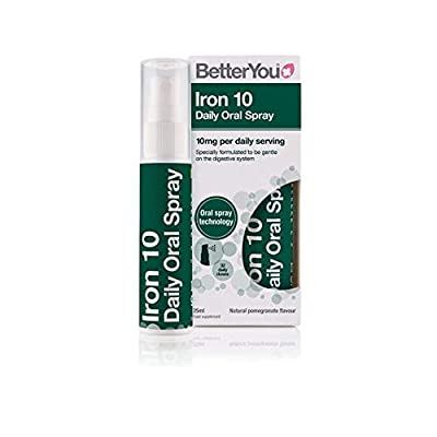 BetterYou Iron 10 - Daily Oral Spray 25ml
