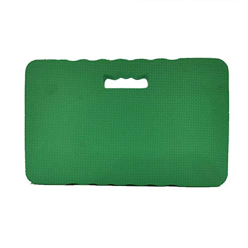 Garden Kneeling Pad Thick Kneeling Pad Gardening Professional Knee Pad for Work, Bath Kneeler for Baby Bath, Kneeling Mat for Exercise & Yoga- MULTI-FUNCTIONAL THICK KNEELING MAT 45*25*4.5cm (green)
