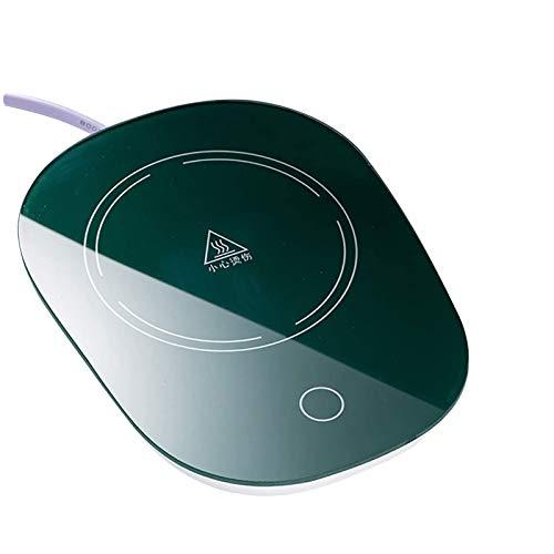 Temperatura Constante automática Treasure Warming Coaster Taza de Agua Artefacto de Leche Caliente Taza de café USB Posavasos de Aislamiento