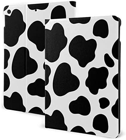 Cows Print Wallpaper Case for New IPad 7th Generation 10 2 Inch 2019 Multi Angle Viewing Folio product image