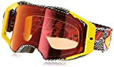 recensione Oakley Maschera Mx Airbrake Dazzle