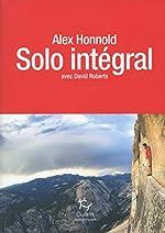 Solo intégral d'Alex Honnold