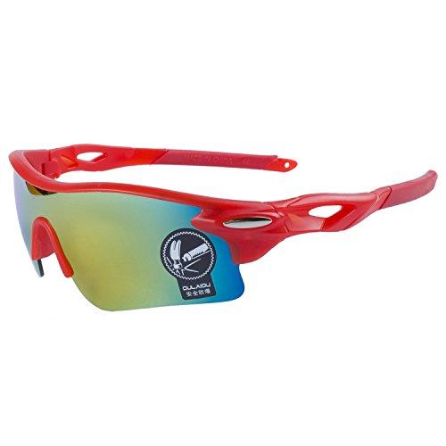 ANVEY Moda Deportes Al Aire Libre Ciclismo Para Bicicleta Pesca Gafas De Conducción Gafas De Sol Gafas