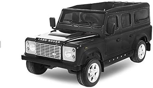 solo cómpralo Licencia eléctrico infantil para coche coche coche Land Rover Defender   2x 35W, 12V  Ahorre 35% - 70% de descuento