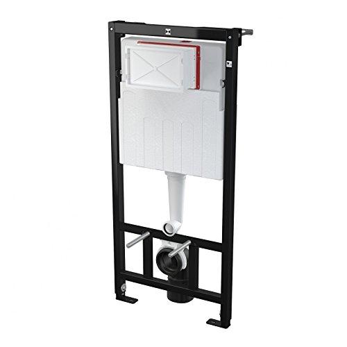Alcaplast Hänge WC Vorwandelement Trockenbau Montagelement Höhe 112cm Spülkasten