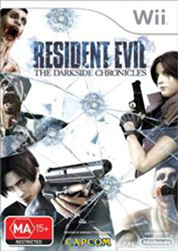 Resident Evil: The Darkside Chronicles (Wii) [Importación inglesa]