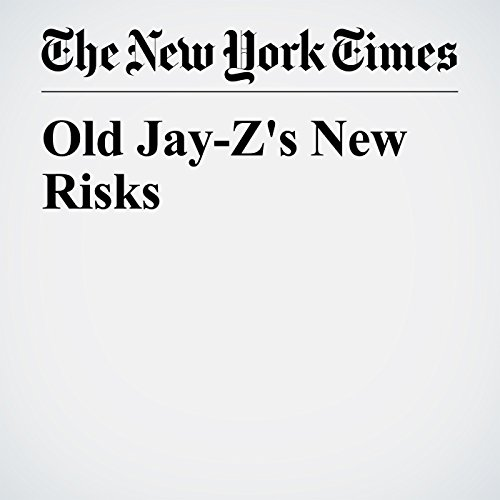 Old Jay-Z's New Risks copertina