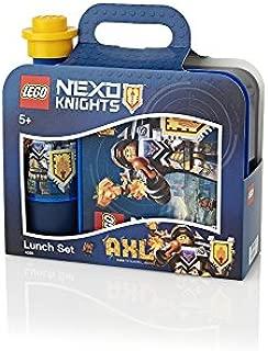 LEGO Lunch Set Nexo Knights, Bright Blue