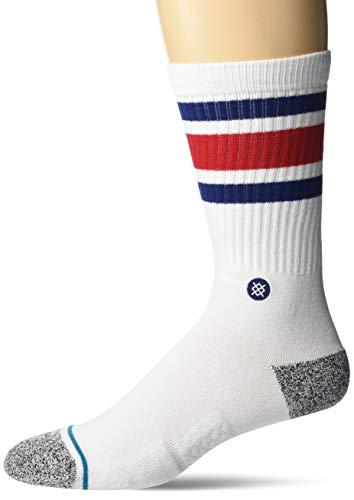 Stance Herren The Classic Crew Socken, Blue, L