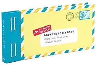 [ LETTERS TO MY BABY: WRITE NOW. READ LATER. TREASURE FOREVER. ] BY Redmond, Lea ( Author ) Aug - 2014 [ Hardcover ]