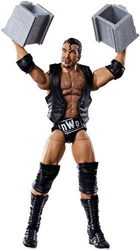 WWE GCN18 Wrestlemania Scott Hall Elite Collection Actionfigur, Mehrfarbig