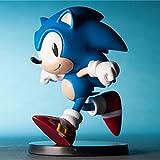 MIAOGOU Sonic Juguete Sonic The Hedgehog 75mm Q.Ver PVC Figura De Acción Película De Anime Sonic The Hedgehog Figurine Juego Modelo Juguetes