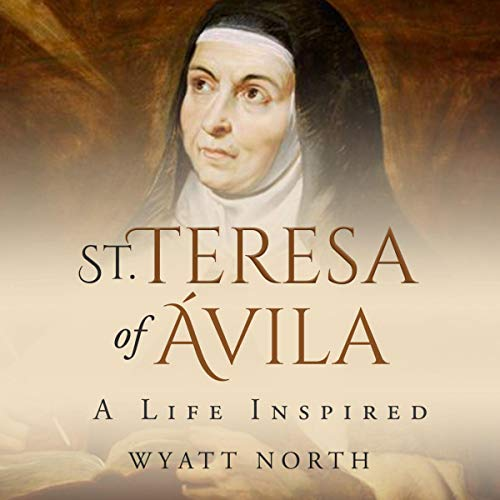 St. Teresa of Ávila cover art