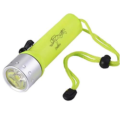Tauchen Fackel unter Wasser Taschenlampe...