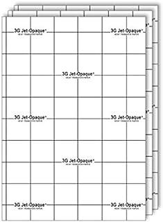 "$23 » INKJET TRANSFER PAPER FOR DARK FABRIC: NEENAH ""3G JET OPAQUE"" (8.5""X11"") 25Pk :)"