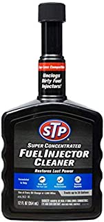 STP Super Concentrated Fuel Injector Cleaner (354 ml)