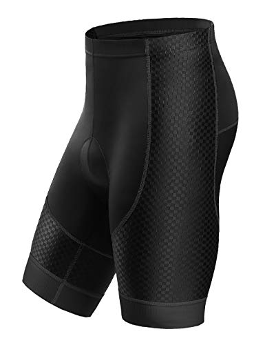Top 10 best selling list for mens padded lycra cycling shorts