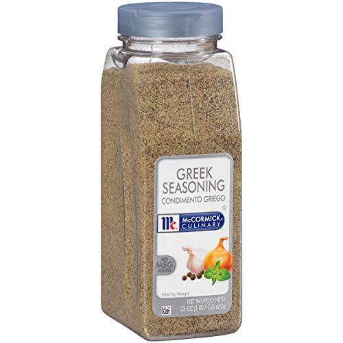 McCormick Culinary Greek Seasoning, 23 oz
