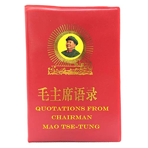 De Citaten van voorzitter Mao Zedong de Little Red Book Chinees/Engels boeken voor adultsLearning strijd ervaring, essentieel voor de werkplek ambtenaren.