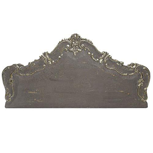 Cabecero retro romántico envejecido 161 cm