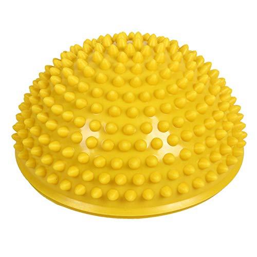 qingqingxiaowu Equilibrio Fitness Cojin Equilibrio Yellow,Freesize
